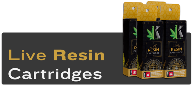Live Resin Cartridges Category